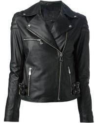 McQ by Alexander McQueen Mcq Alexander Mcqueen Classic Biker Jacket