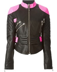 Philipp Plein Quilted Panel Jacket
