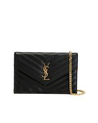 Saint Laurent Small Monogram Shoulder Bag