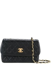 Chanel Vintage Quilted Shoulder Bag