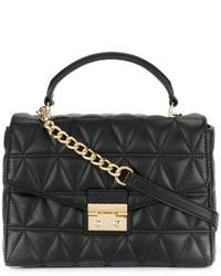 Michl michl kors quilted satchel bag medium 6447982