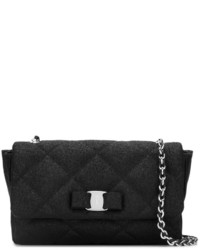 Salvatore Ferragamo Quilted Shoulder Bag
