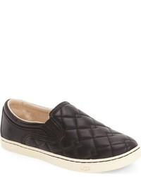 Ugg fierce deco quilted slip on sneaker medium 765378