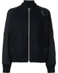 Quilted bomber jacket medium 847872
