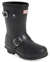 Hunter Original Biker Waterproof Rain Boot