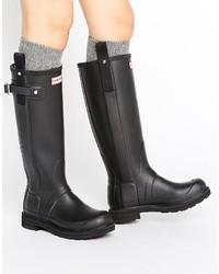 Hunter Original Tall Pulltab Lightweight Wellington Boots