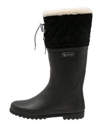 Polka giboule wellies new noir medium 4108295