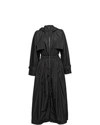 Prada Feather Nylon Raincoat