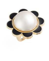 Kate Spade New York Taking Shape Faux Pearl Ring