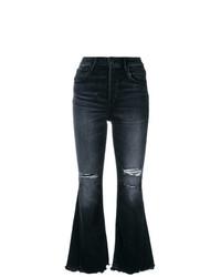 3x1 W3 Higher Ground Gusset Crop Jeans
