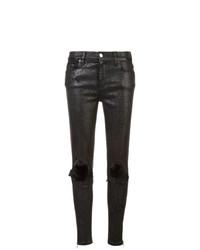 Amiri Slim Ripped Jeans