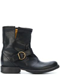 Fiorentini+Baker Fiorentini Baker Buckled Ankle Boots