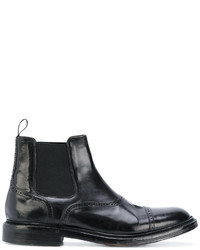 Eleventy Chelsea Boots