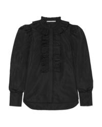 Stella McCartney Ruffled Taffeta Shirt