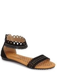 Laura Ashley Cutout Sandal