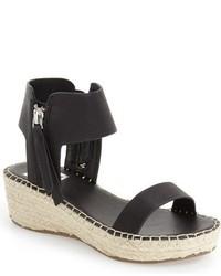 Girls Dolce Vita Footwear Pia Espadrille Wedge Sandal