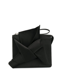 N°21 N21 Abstract Bow Clutch Bag