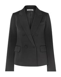 Vince Satin Crepe Tuxedo Jacket