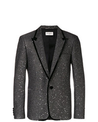 Saint Laurent Sequined Blazer