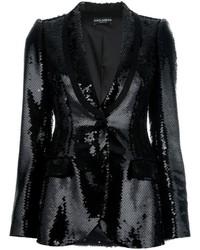 Sequinned blazer medium 3637932