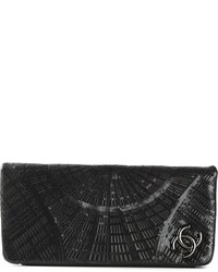 Chanel Sequined Clutch