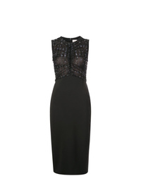 Jason Wu Collection Sequin Detailing Fitted Dress