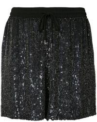 Ashish Sequin Shorts