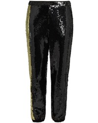Sequin embellished trousers medium 1005701