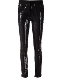 Sequinned trousers medium 357759
