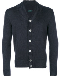 Shawl collar cardigan medium 5263564