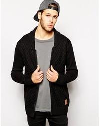 Shawl neck cardigan medium 145417