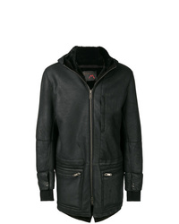 Sylvie Schimmel Shearling Hooded Jacket