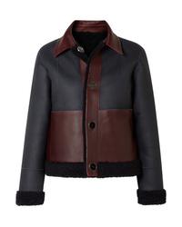 Victoria Victoria Beckham Reversible Shearling Jacket