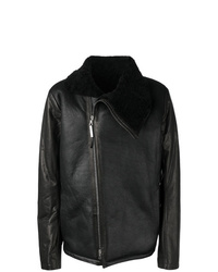 Isaac Sellam Experience Shearling Lined Leather Jacket