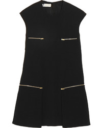 Stella McCartney Gisella Stretch Crepe Mini Dress