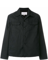 Black Shirt Jacket