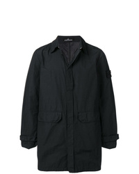Stone Island Shadow Project Concealed Zip Jacket