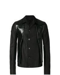 Rick Owens Layered Shirt Jacket