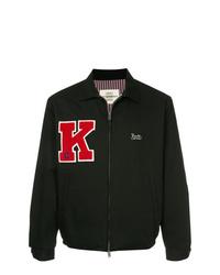 Kent & Curwen Logo Shirt Jacket