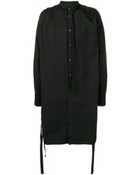 The Viridi-anne Long Shirt Jacket