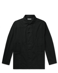 Our Legacy Oversized Cotton Voile Chore Jacket