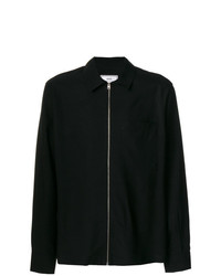 AMI Alexandre Mattiussi Zipped Over Shirt