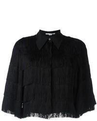 Stella McCartney Cropped Fringe Shirt