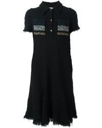 Sonia Rykiel Shortsleeved Shirt Dress
