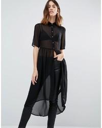 Vero Moda Tunic Shirt Dress