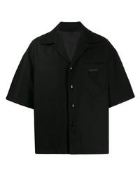 Prada Oversized Utility Style Shirt