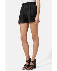 Topshop Boutique Silk Shorts