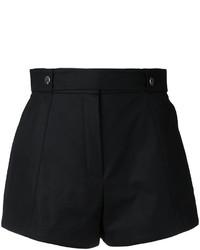 Courreges Courrges Press Stud Shorts
