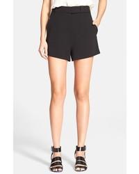 Proenza Schouler High Waist Suiting Shorts