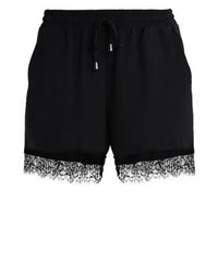 Only Onlluna Shorts Black